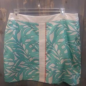 Greg Norman golf skirt
